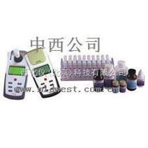 便携式水质分析仪(根据客户选择项目) 型 号:KR60M/HS-X-CNP