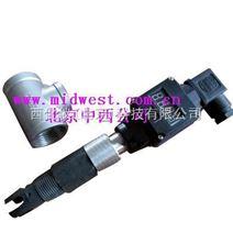 工业酸度计配水平流通池 型号:MD35/GP-DP
