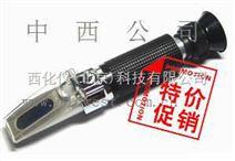 手持式折光仪/矿山乳化液浓度计/折射仪(0-15%)/