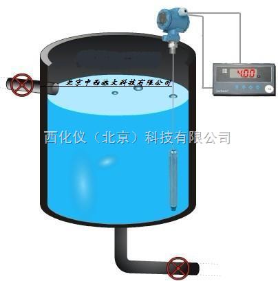 液位信号器/消防水箱液位仪 型号:zx7m-uxly-5m