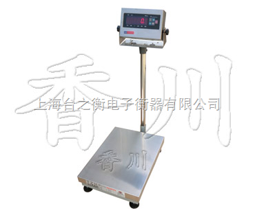 不锈钢防水防腐电子台秤