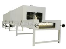 PCB干膜显影后铝基板60度烘干热风隧道式烘箱