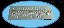 键鼠一体不锈钢键盘