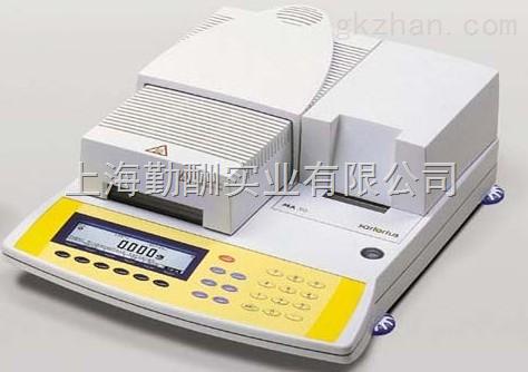 赛多利斯MA100卤素|红外水份测定仪k