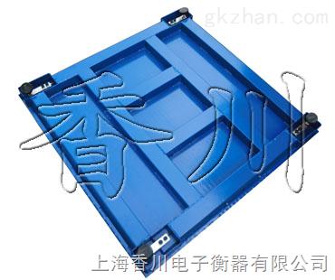 上海2吨电子地秤