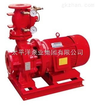 卧式恒压切线消防泵