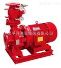 供应卧式恒壓切線消防泵