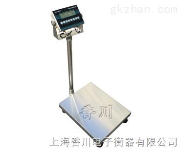 电子平台称,南京防爆台称,60kg不锈钢电子台秤