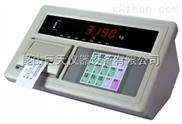 耀华XK3190-a9+p带微打称重仪表,上海耀华XK3190-a9+p称重表头一个多少钱
