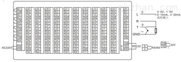 电路 电路图 电子 原理图 580_200
