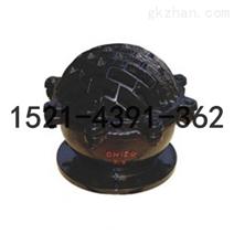 H42X铸铁法兰底阀