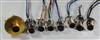 M12插座带线M12插座带线|上海科迎法M12插座带线可定制生产厂家