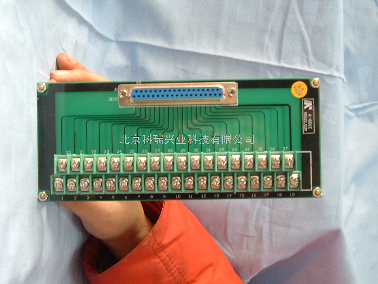 k-801e 通用接线端子板
