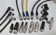 上海M12连接器B型接口/B编码_针式直头