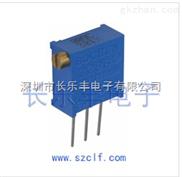 精密多圈电位器3296X-1-203LF