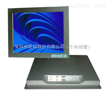 17寸工业平板显示器  VGA接口 带触摸屏