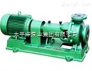 IHF型单级单吸氟塑料合金化工离心泵