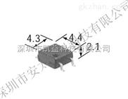 供应AQY210S松下光耦继电器