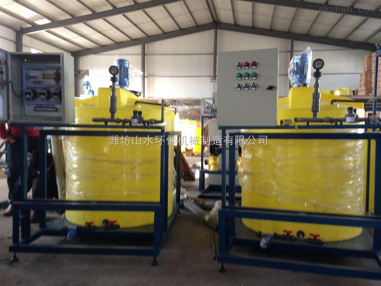 凌源加药装置水处理设备生产厂家