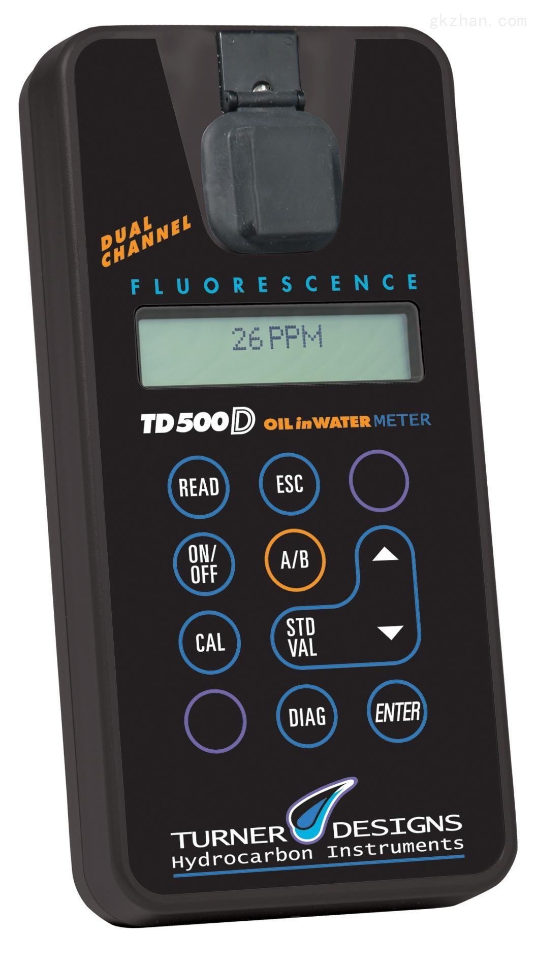 原装进口美国特纳TD-500D水中油分析仪