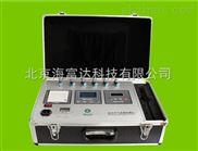 八合一室内空气质量检测仪(电化学) 型号:JB12-XY-8F