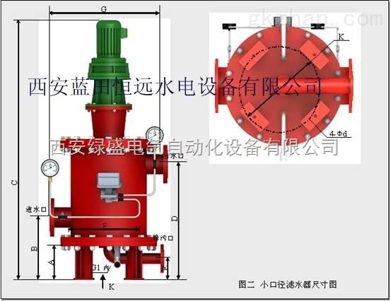 仪器/绿盛全自动电站滤水器