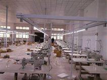 服装厂制衣厂照明供电铝合金PVC母线槽桥架