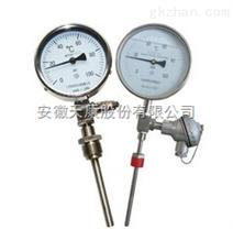 推荐天康WSSP-481带热电阻远传双金属温度计
