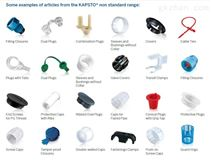 德国KAPSTO孔密封和边缘保护产品 有现货 创柯中国总代理