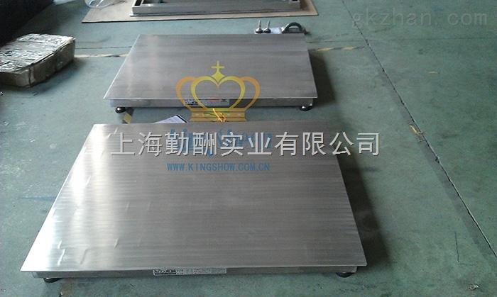 10吨不锈钢地磅秤,全国联保地磅秤,北京电子地磅