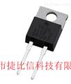 100W 3.9R-TR100W 3.9R 高频无感电阻 插件大功率电阻现货