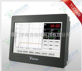 【*】宇电39048四路9寸触摸式温控调节记录仪
