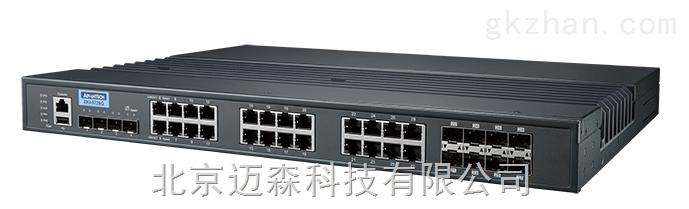 EKI-7428G-4FA研华网管型工业交换机