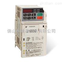 安川J1000小型简易变频器三相380V/0.2KW