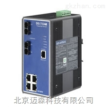 研华网管型EKI-7554SI工业交换机