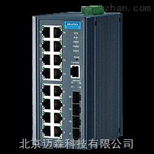EKI-7720G-4FI研华网管型交换机