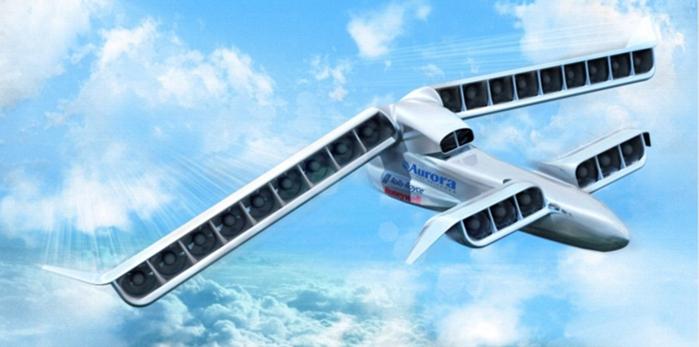 darpa垂直起降x飞机3d打印原型机成功试飞