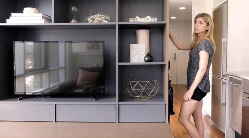 变形机器人:各种功能随意切换 充分利用居住空间