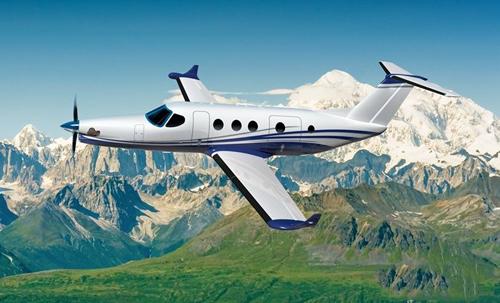 新一代商务飞机cessna亮相