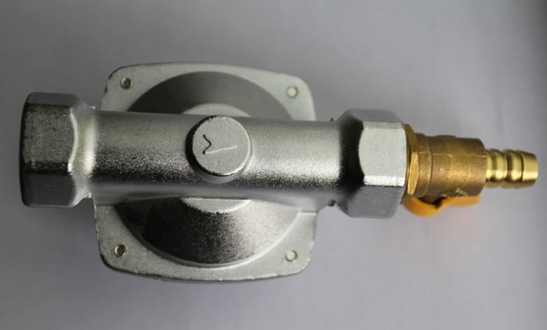 家用煤气管道自闭阀(燃气自闭阀|厨房自闭阀|天然气自闭阀)图片