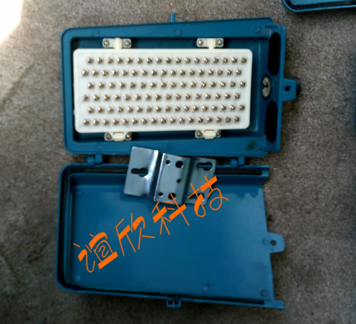30对电话分线盒&30对电缆接线盒