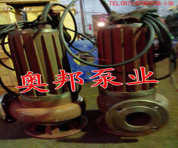 AS、AV潜水式排污泵是本司采用德国先进的技术研发而成,AS、AV潜水式排污泵具有带撕裂的结构,能将污水中长纤维、袋、带、草、布条等物质撕裂、切断,然后顺利排放,特别适合于输送含有坚硬固体、纤维物的液体以及特别脏、粘、滑的液体。水力性能先进、成熟,产品经性能测试,各项指标均符合有关设计要求。 本司产品全部采用计算机设计和优化处理。
