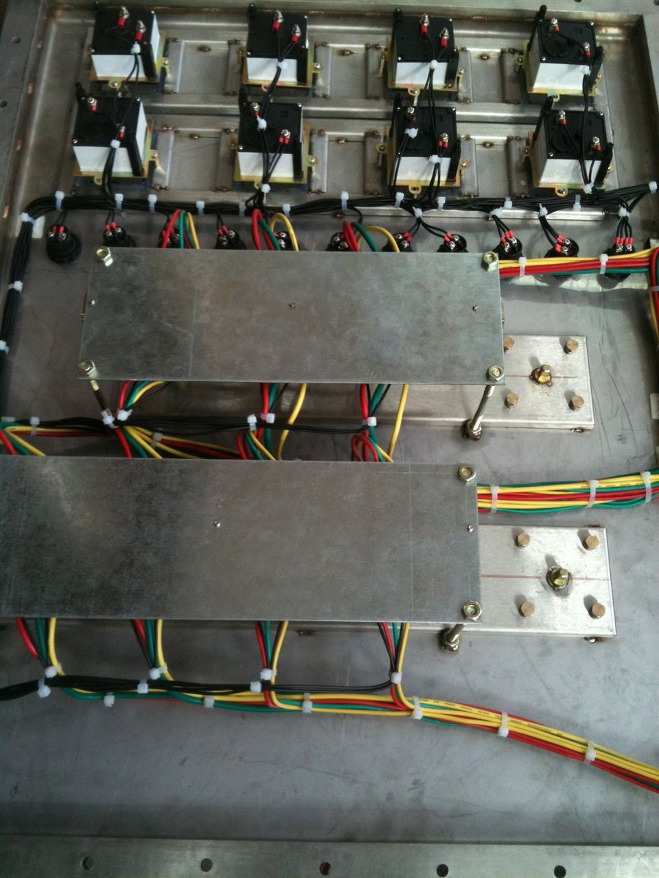 bxm(d)系列防爆照明(动力)配电箱