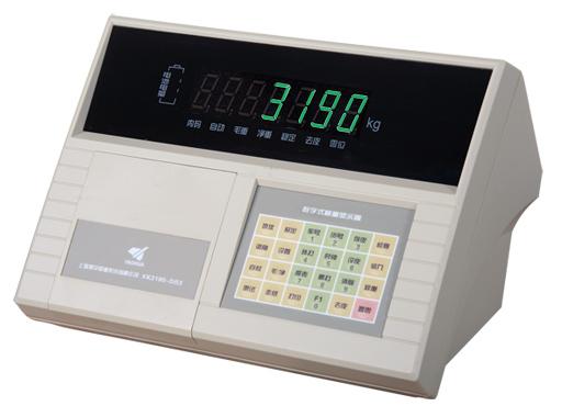 地磅秤称重显示器
