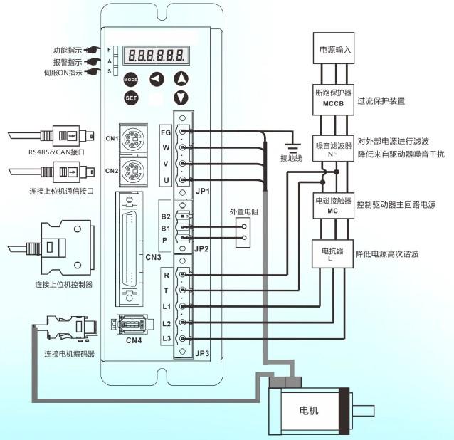 珠海希雷伺服电机驱动器-品种齐全,性价比高