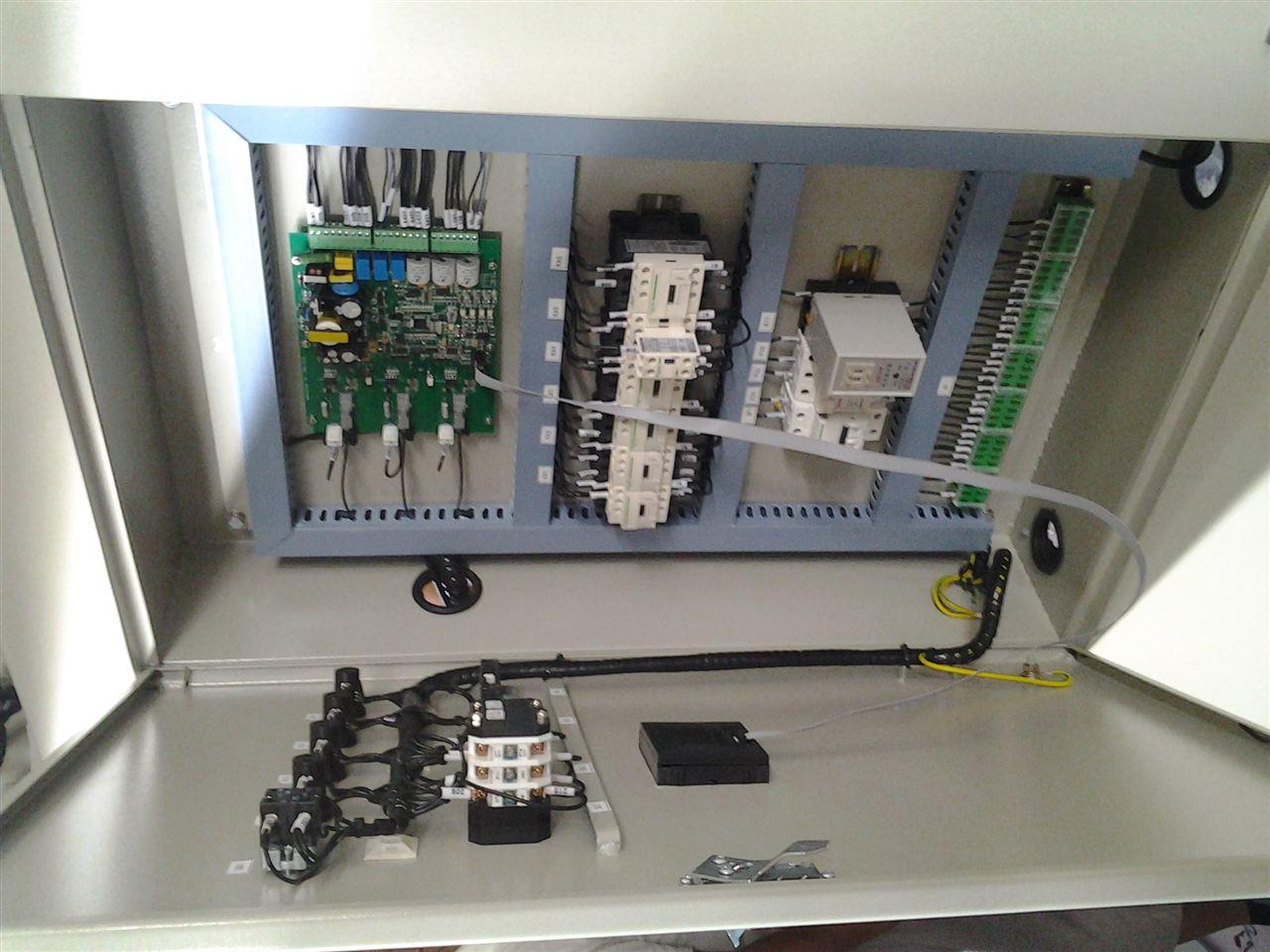 高压电机内部结构图片