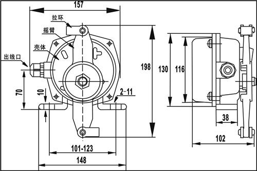 模拟开关平衡调幅乘法器电路说明