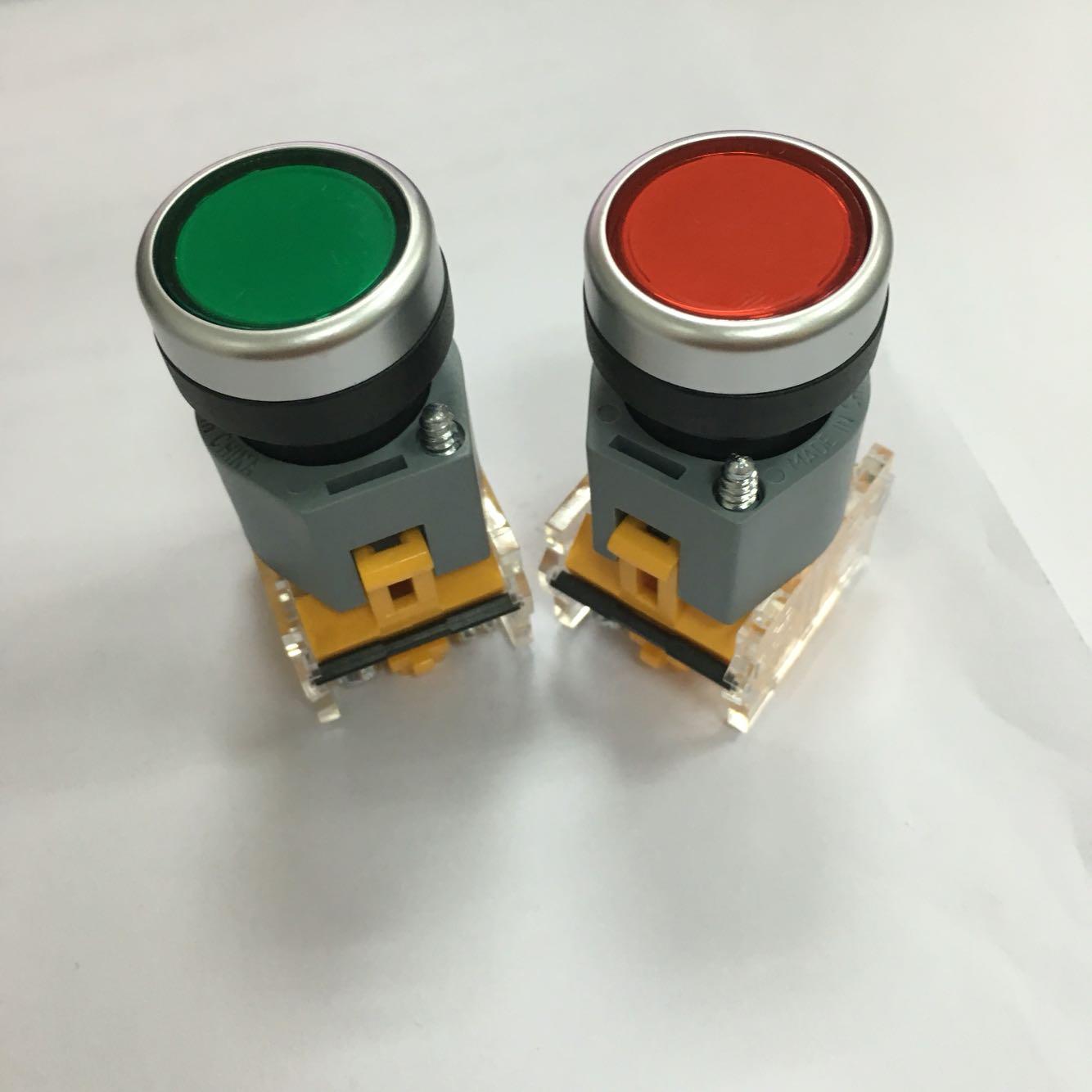 西门子按钮开关la39-b2-11/g