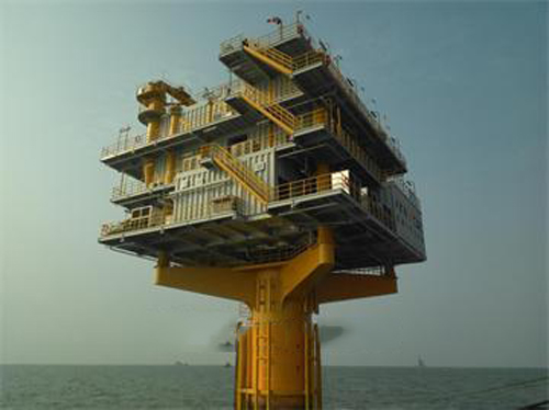 abb参与亚洲首座110千伏海上风电升压站建设