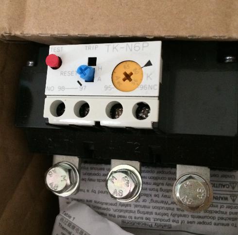 热过载继电器cjr3-25